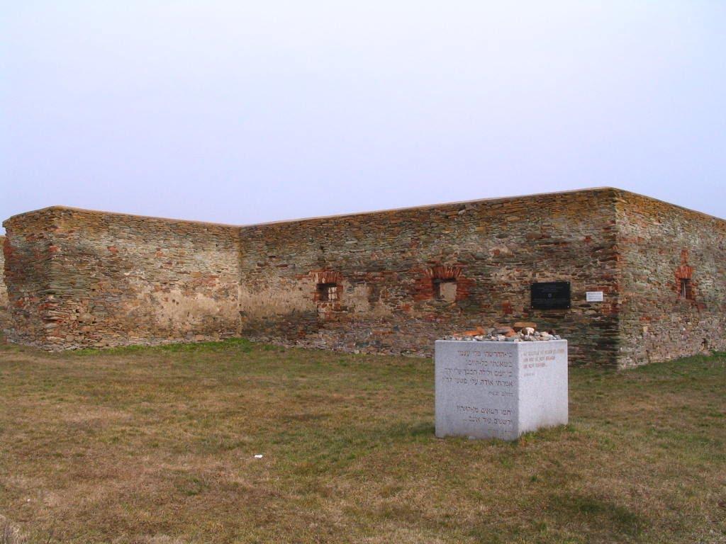 Keresztpajta, Rohonc (fotó: Horváth János)
