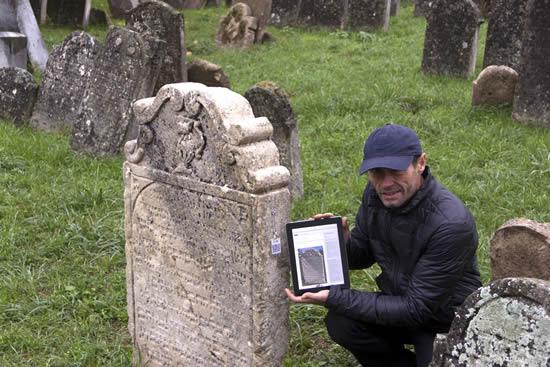 Johannes Reiss, az Eisenstadti Zsidó Múzeum vezetője - Múlt és jövő